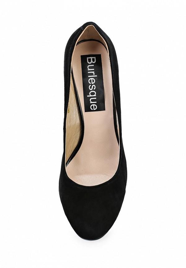 Туфли на каблуке Burlesque B1591: изображение 4