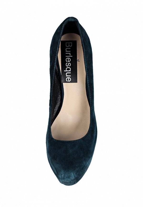 Туфли на каблуке Burlesque B1606: изображение 4