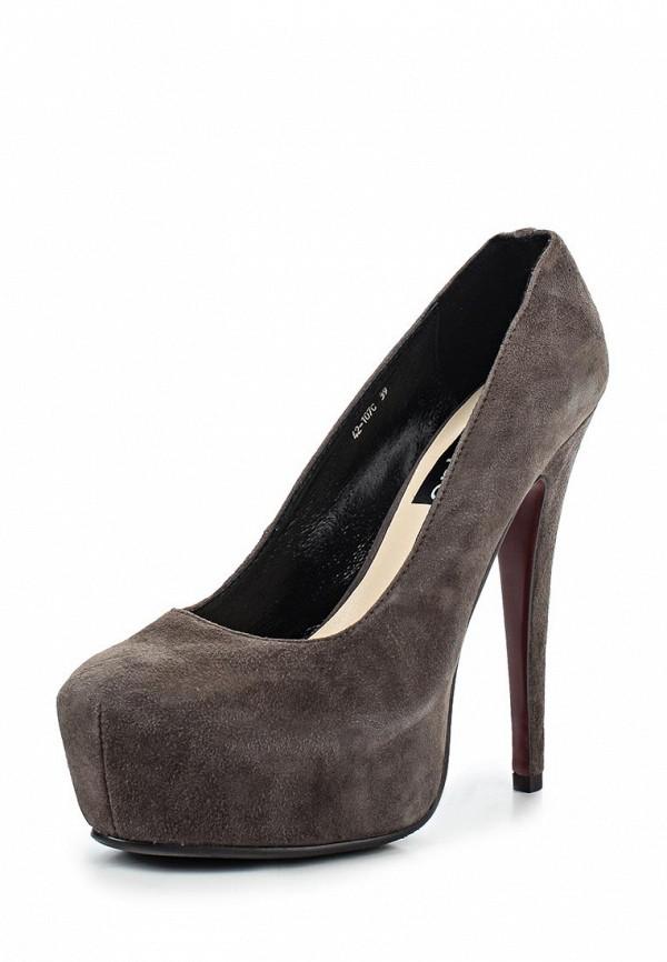 Туфли на платформе Burlesque B1610: изображение 1