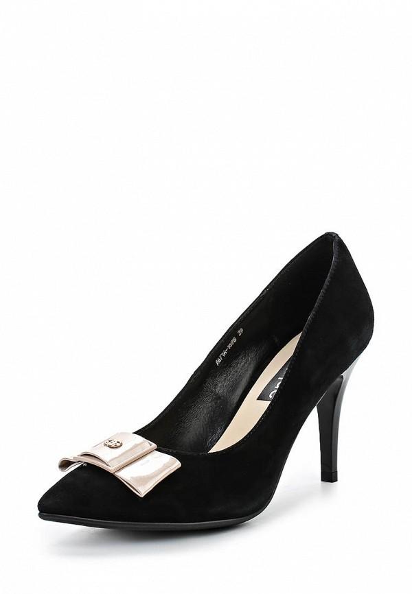 Туфли на шпильке Burlesque B1613: изображение 1