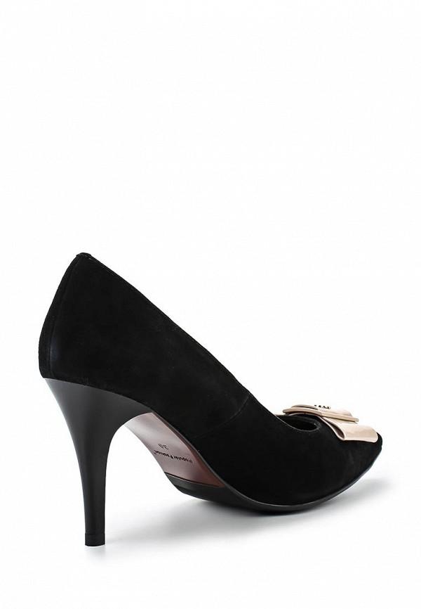 Туфли на шпильке Burlesque B1613: изображение 2