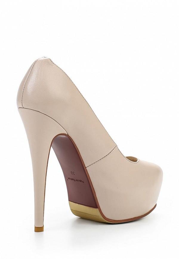 Туфли на платформе Burlesque B1621: изображение 2