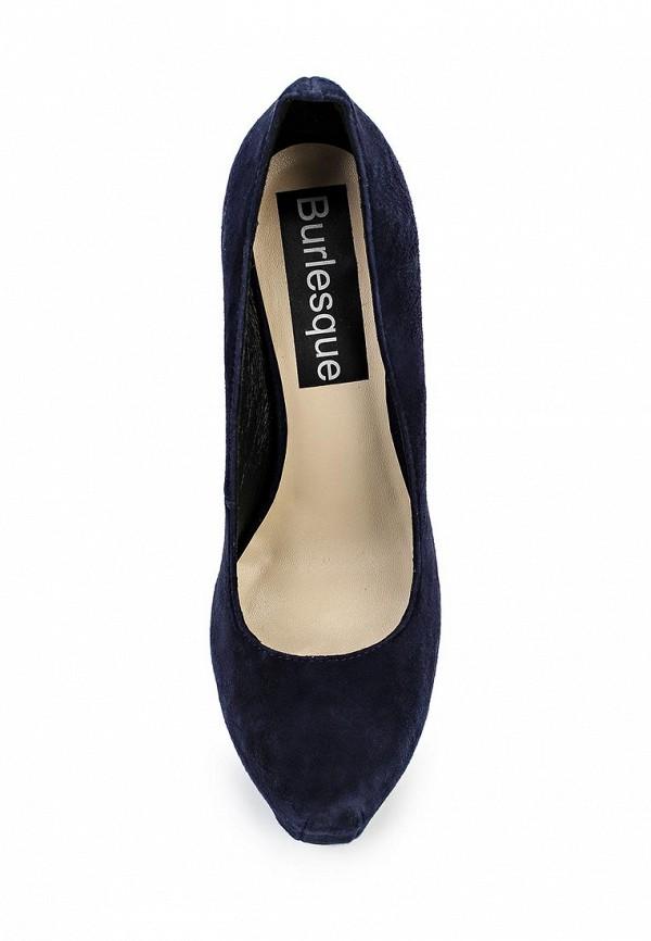 Туфли на платформе Burlesque B1623: изображение 4