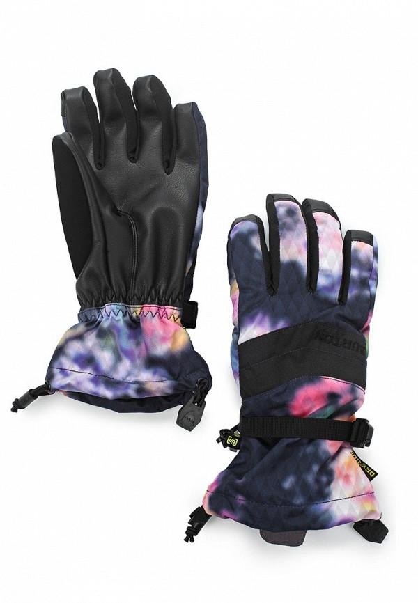 Перчатки горнолыжные Burton Burton BU007DWZEC02 burton брюки m twc headliner pt мужские горнолыжные синий
