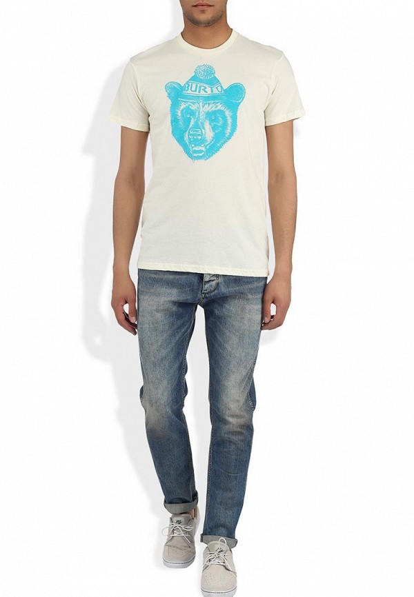 Спортивная футболка Burton 12327100104: изображение 6