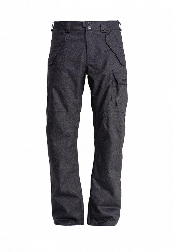 Мужские утепленные брюки Burton 13160101462: изображение 1