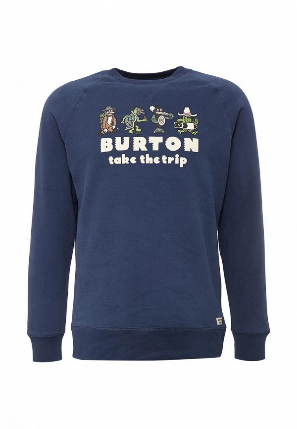 Свитшот Burton Burton BU007EMZEN53 burton рюкзак kettle pack