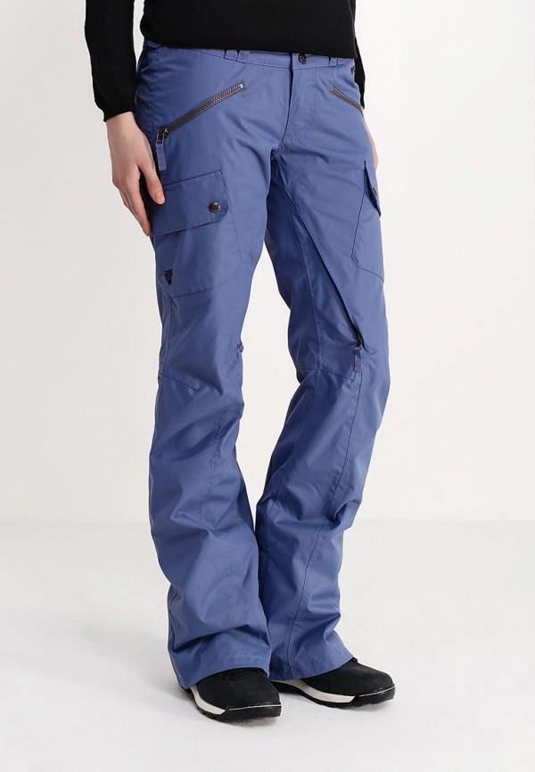 Женские утепленные брюки Burton 15026100506: изображение 3
