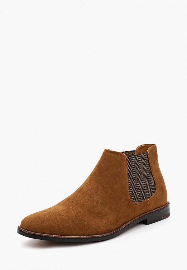 Купить Ботинки Burton Menswear London, BU014AMBLXA2, коричневый, Весна-лето 2018