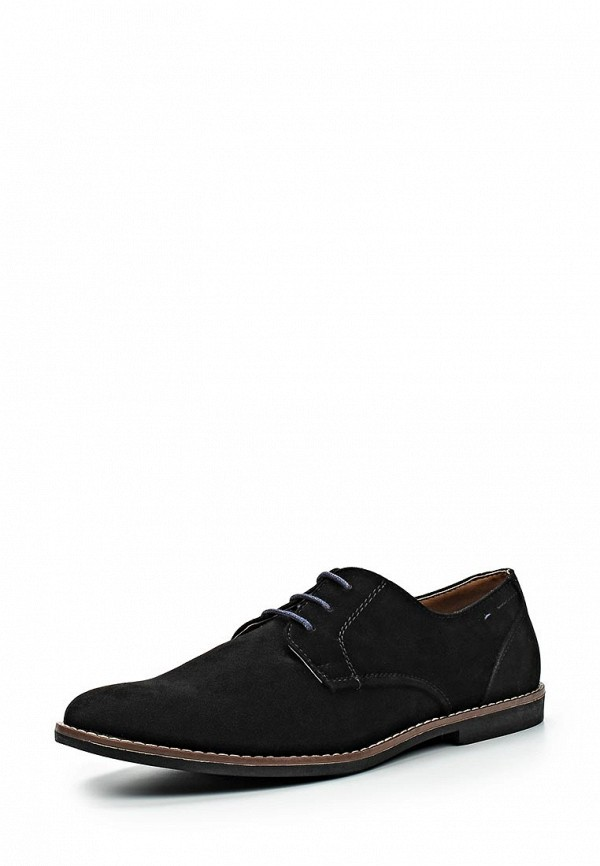 Мужские туфли Burton Menswear London 90C01GBLK: изображение 1