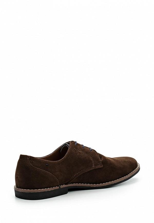 Мужские туфли Burton Menswear London 90C01GBRN: изображение 2