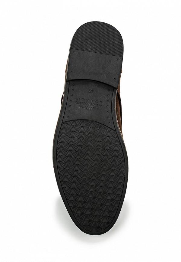 Мужские туфли Burton Menswear London 90C01GBRN: изображение 3