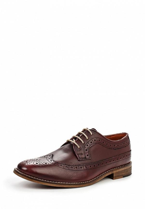 Мужские туфли Burton Menswear London 90C07GRED: изображение 1