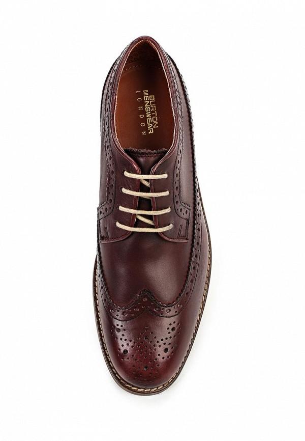 Мужские туфли Burton Menswear London 90C07GRED: изображение 4