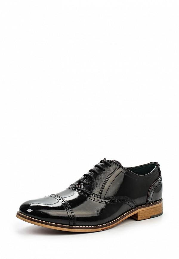 Мужские туфли Burton Menswear London 90C08GBLK: изображение 1