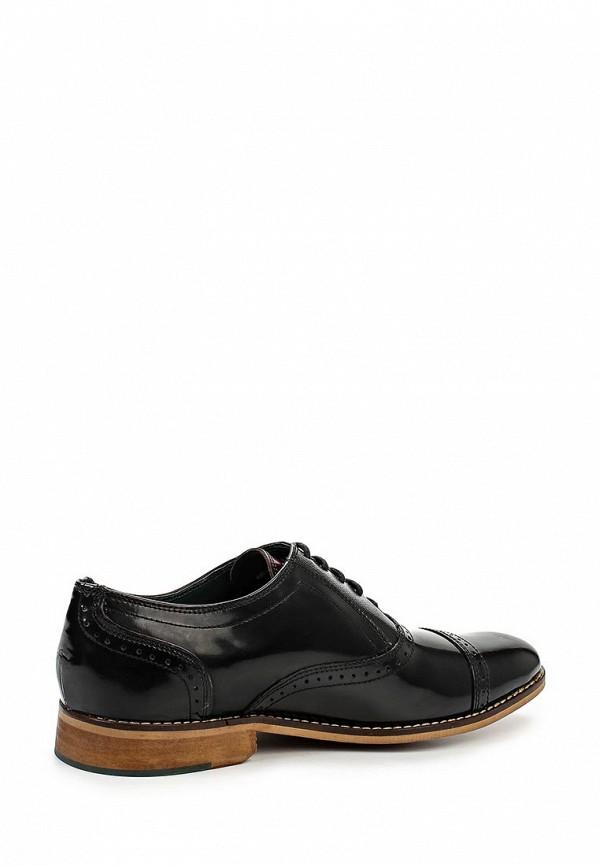 Мужские туфли Burton Menswear London 90C08GBLK: изображение 2