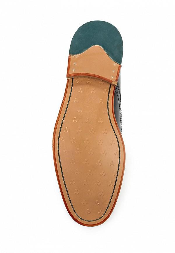 Мужские туфли Burton Menswear London 90C08GBLK: изображение 3