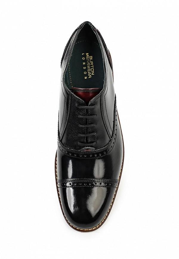 Мужские туфли Burton Menswear London 90C08GBLK: изображение 4