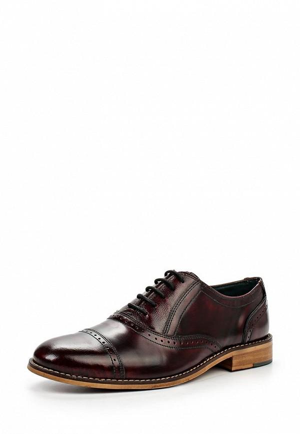 Мужские туфли Burton Menswear London 90C08GRED: изображение 1