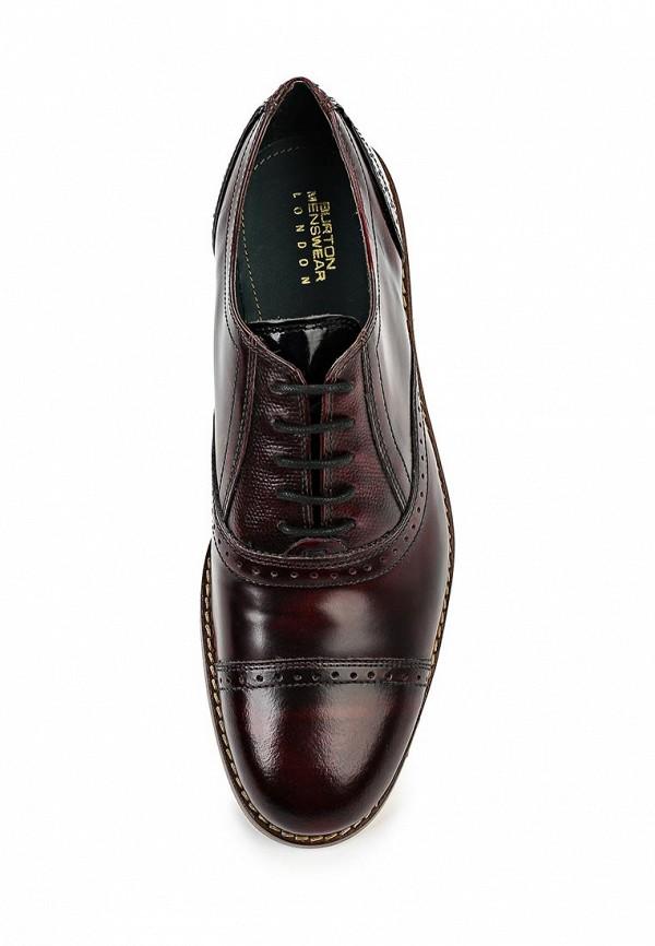Мужские туфли Burton Menswear London 90C08GRED: изображение 4