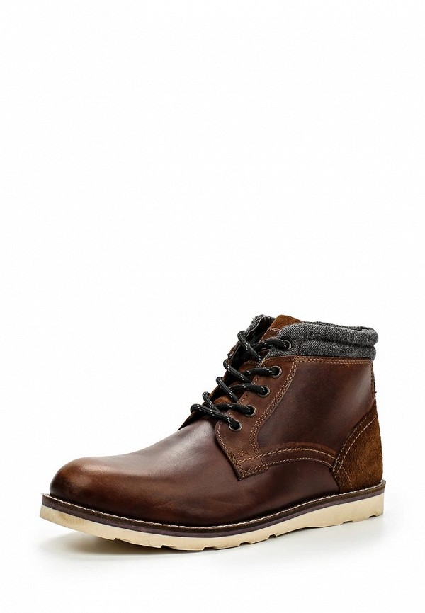 Мужские ботинки Burton Menswear London 90C14GBRN: изображение 1