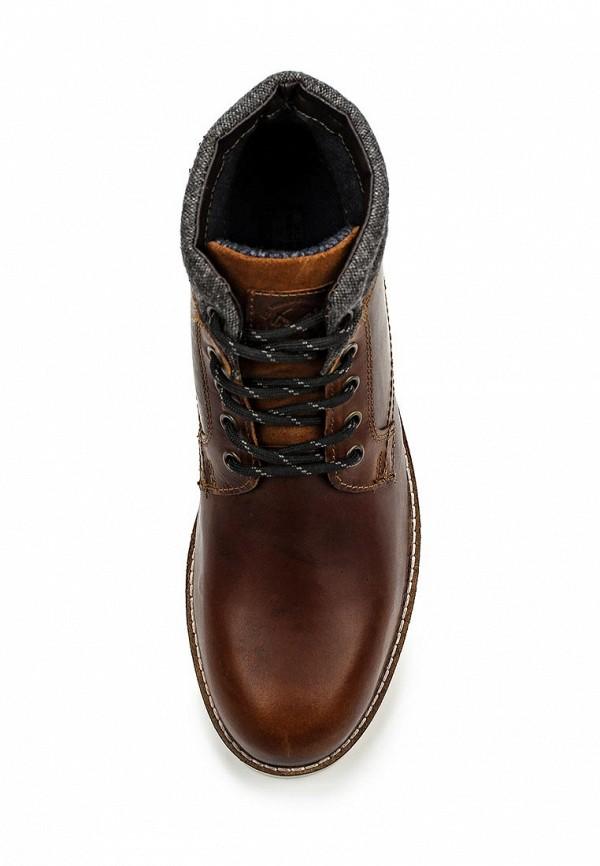 Мужские ботинки Burton Menswear London 90C14GBRN: изображение 4