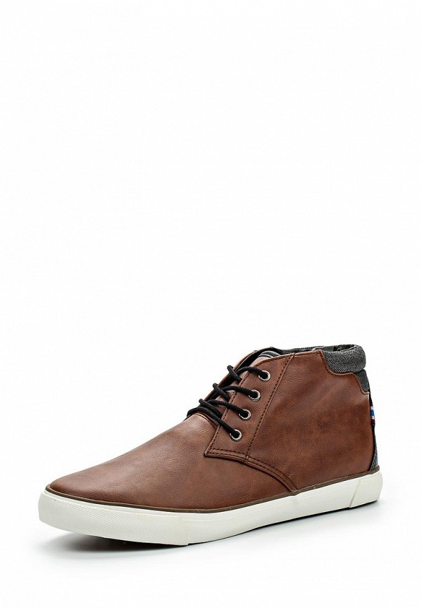 Мужские кеды Burton Menswear London 90S09GBRN: изображение 1