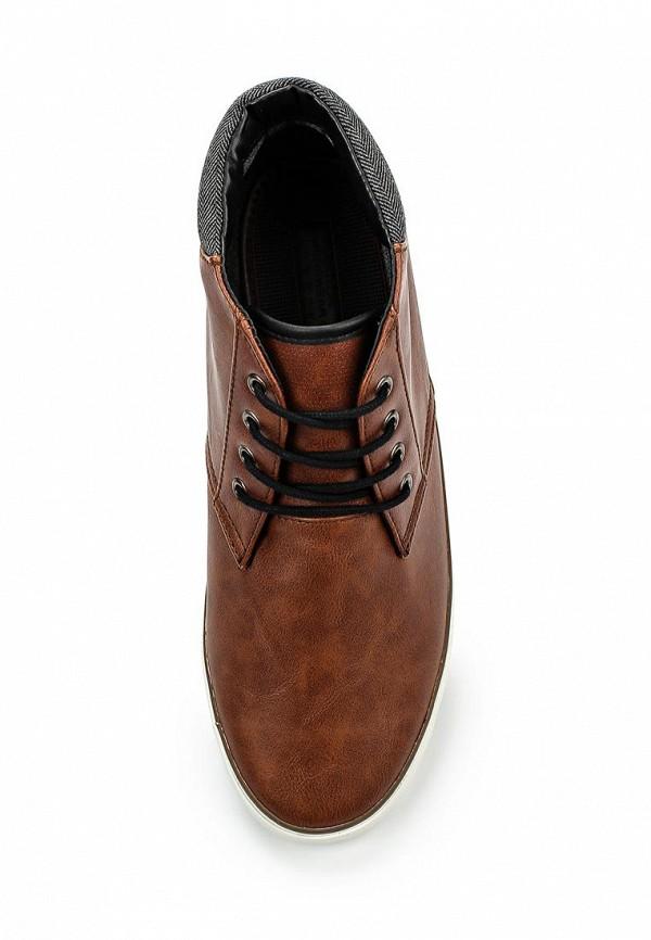 Мужские кеды Burton Menswear London 90S09GBRN: изображение 4