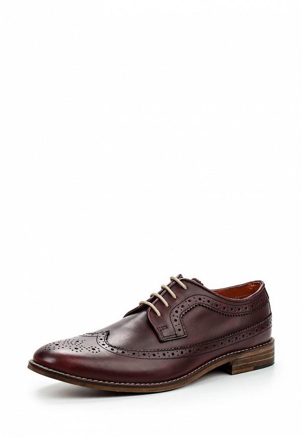Мужские туфли Burton Menswear London 90C27GRED: изображение 1