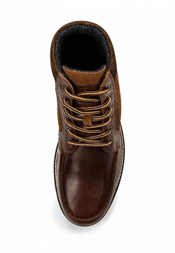 Мужские ботинки Burton Menswear London 90C25GBRN: изображение 4