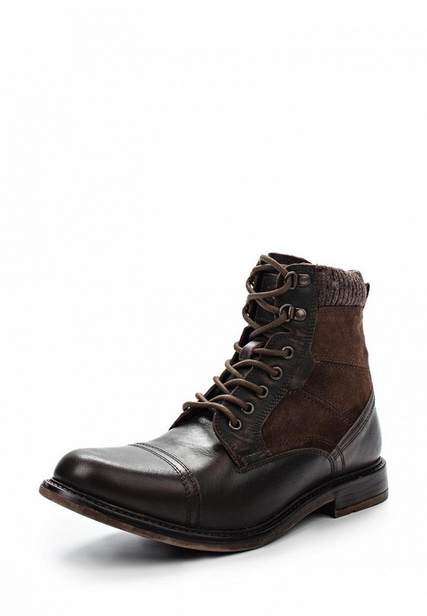 Мужские ботинки Burton Menswear London 90C23GBRN: изображение 1