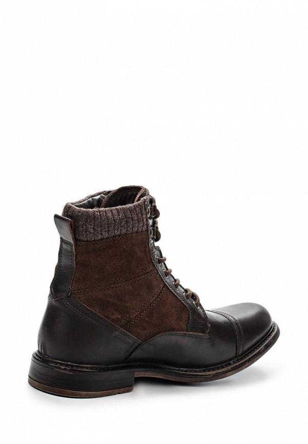 Мужские ботинки Burton Menswear London 90C23GBRN: изображение 2