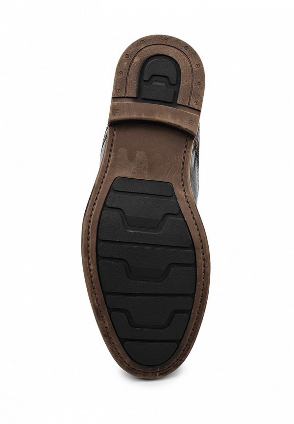 Мужские ботинки Burton Menswear London 90C23GBRN: изображение 3