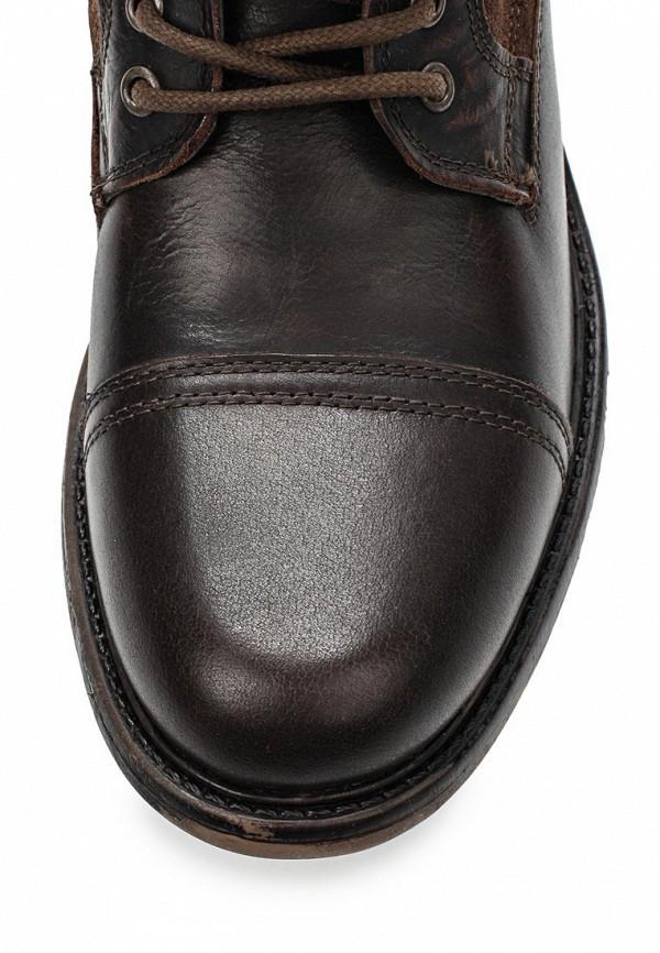 Мужские ботинки Burton Menswear London 90C23GBRN: изображение 4