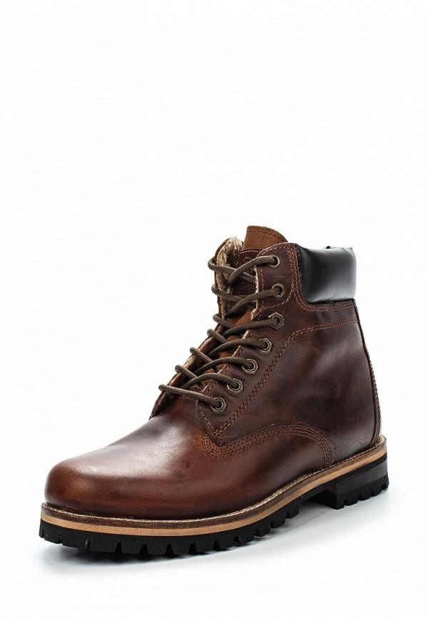 Мужские ботинки Burton Menswear London 90C35GBRN: изображение 1