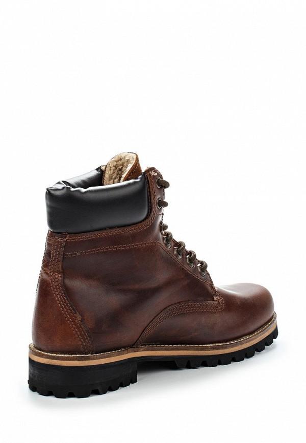 Мужские ботинки Burton Menswear London 90C35GBRN: изображение 2