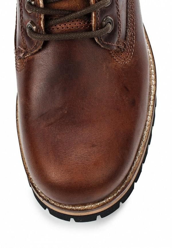 Мужские ботинки Burton Menswear London 90C35GBRN: изображение 4