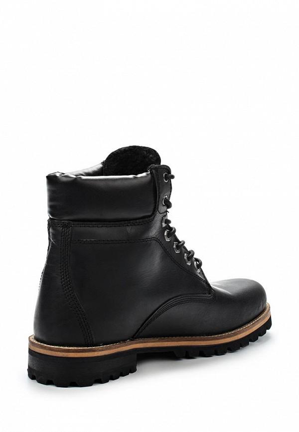 Мужские ботинки Burton Menswear London 90C35GBLK: изображение 2