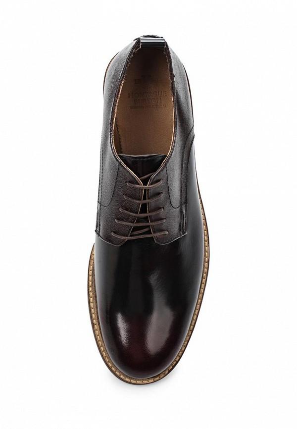 Мужские туфли Burton Menswear London 90C28GRED: изображение 4