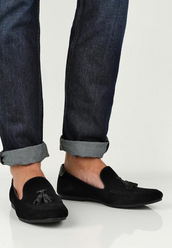 Мужские лоферы Burton Menswear London 90C10IBLK: изображение 4