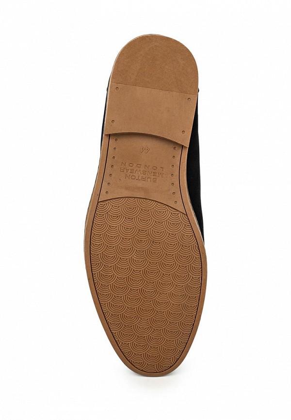 Мужские лоферы Burton Menswear London 90C11JBLK: изображение 3
