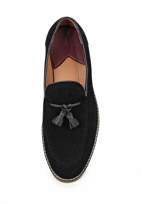 Мужские лоферы Burton Menswear London 90C11JBLK: изображение 4