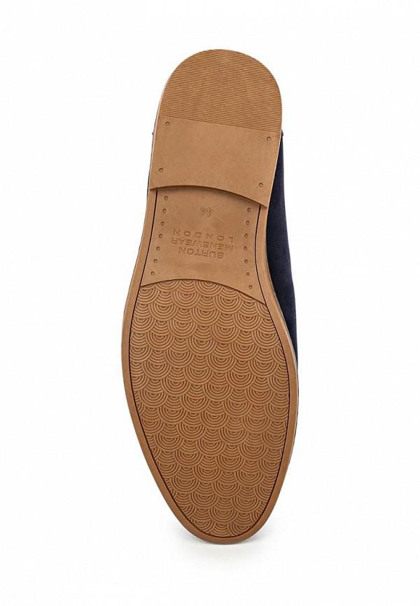 Мужские лоферы Burton Menswear London 90C11JGRY: изображение 3