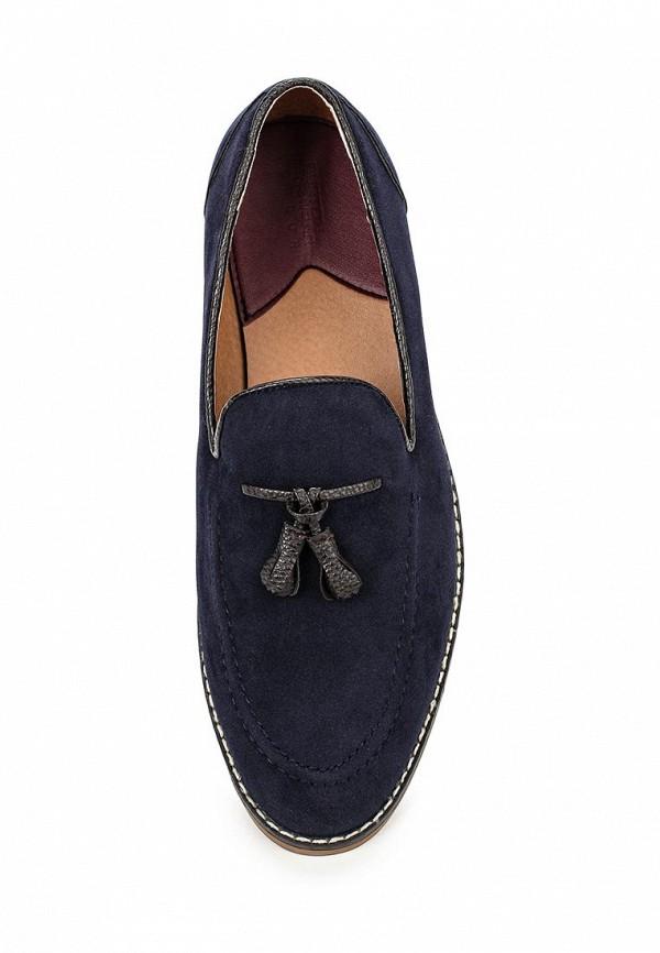 Мужские лоферы Burton Menswear London 90C11JGRY: изображение 4