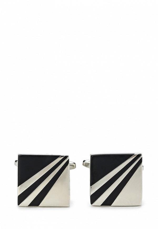 Запонки Burton Menswear London 24K12GSLV: изображение 1