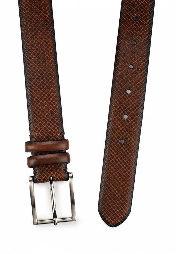 Ремень Burton Menswear London 24F11GBRN: изображение 2