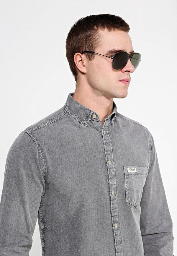 Мужские солнцезащитные очки Burton Menswear London 24M13GBRN: изображение 8