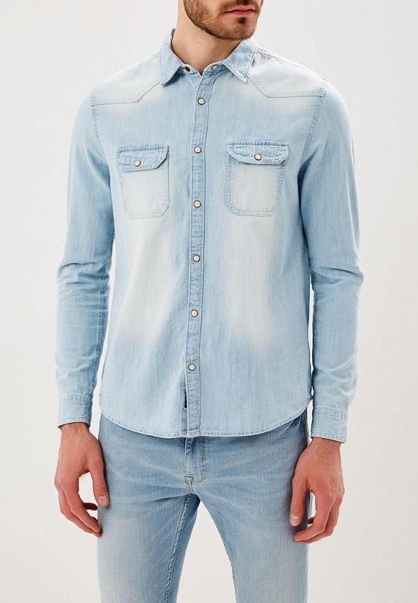 Рубашка джинсовая Burton Menswear London Burton Menswear London BU014EMARYG9 bu bu 9