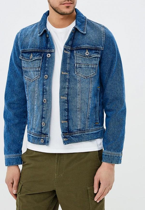 Куртка джинсовая Burton Menswear London Burton Menswear London BU014EMBADX4