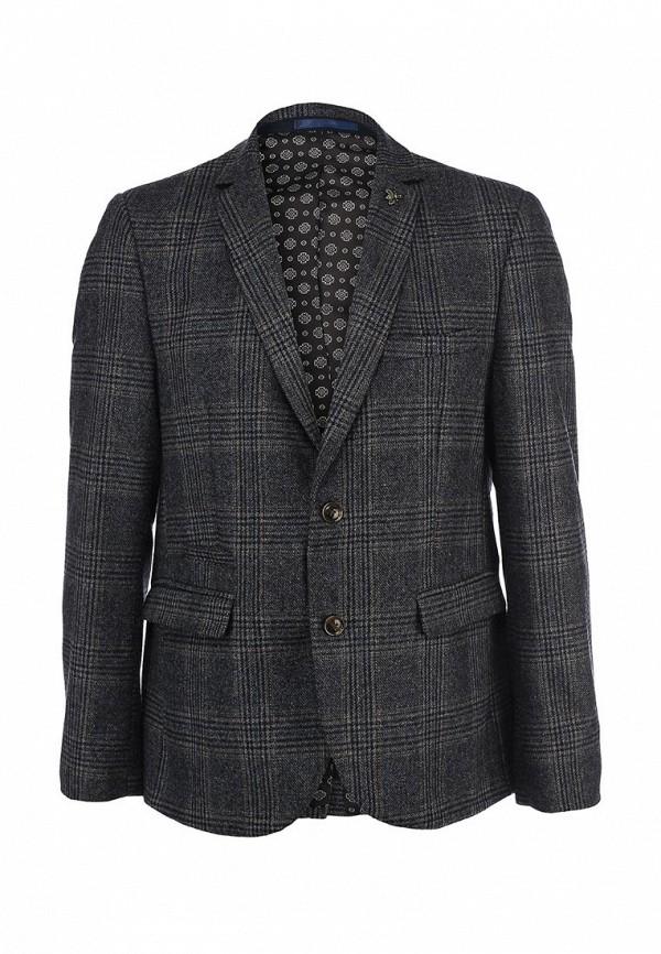 Пиджак Burton Menswear London 05J07FGRY: изображение 1